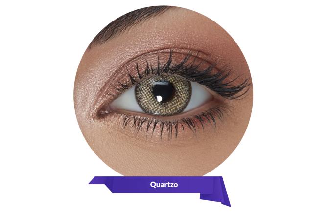 Solotica Natural Colors Contact Lenses Quartzo
