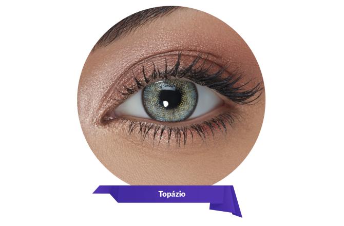 Solotica Natural Colors Contact Lenses Topazio