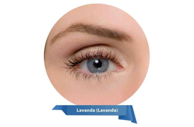 Magic Top Prescription Lenses Lavanda
