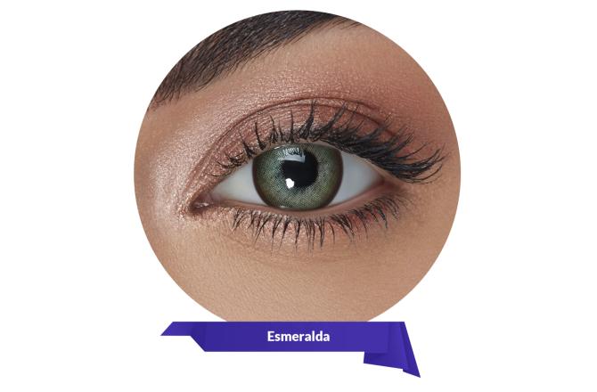 Solotica Solflex Natural Colors Esmeralda