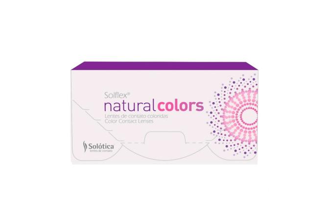 Solotica Solflex Natural Colors Mel