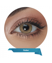 Solotica Hidrocor Contact Lenses Ambar