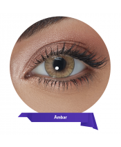 Solotica Natural Colors Contact Lenses Ambar