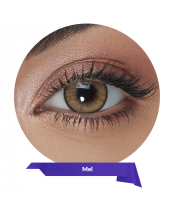 Solotica Natural Colors Contact Lenses Mel
