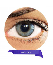 Solotica Natural Colors Contact Lenses Grafite