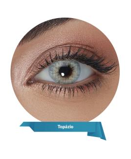 Solotica Hidrocor Contact Lenses Topazio