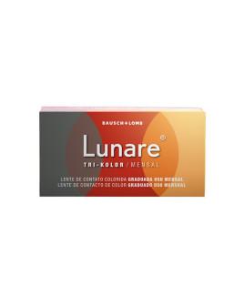 Lunare Tri-Kolor Monthly Non Prescription Contact Lenses