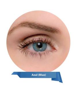 Magic Top Non Prescription Lenses Azul