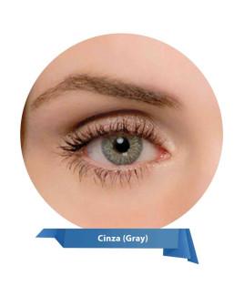 Magic Top Non Prescription Lenses Cinza