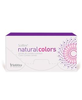 Solotica Solflex Natural Colors Prescription Lenses