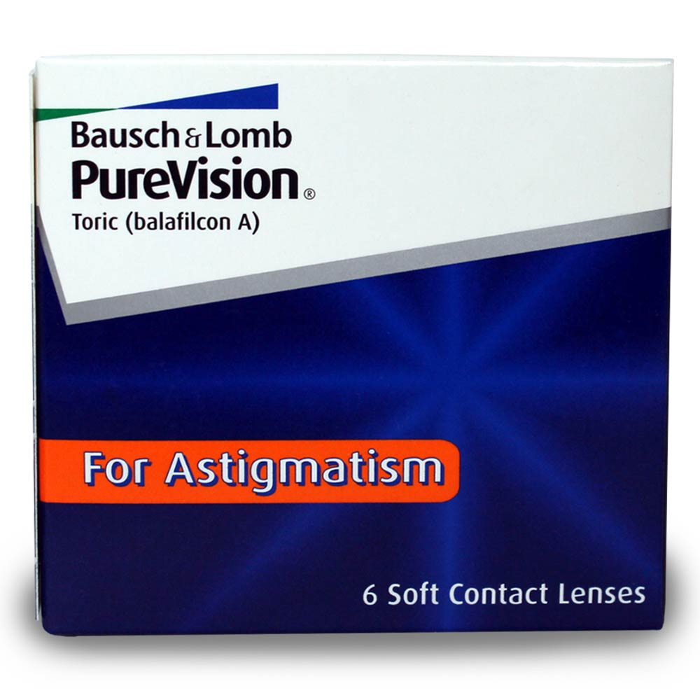 102033170c Purevision Toric para Astigmatismo | Viallure Lentes e Óculos